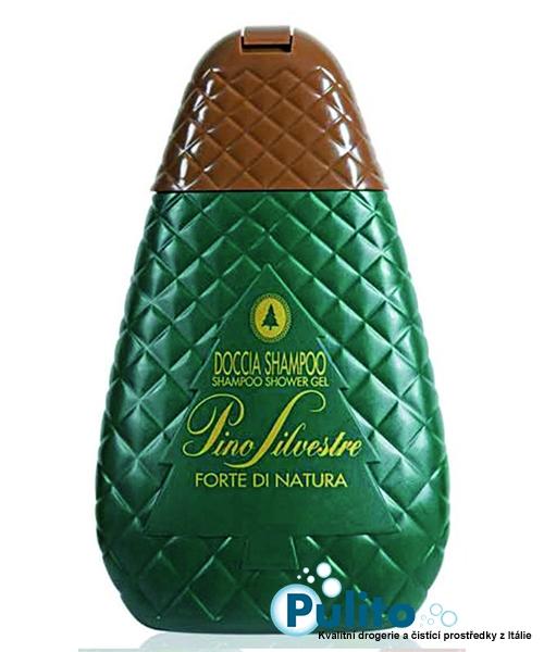 Pino Silvestre Forte di Natura sprchový gel/vlasový šampon 300 ml.