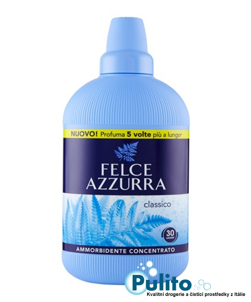 Felce Azzurra Classico aviváž koncentrát 750 ml.