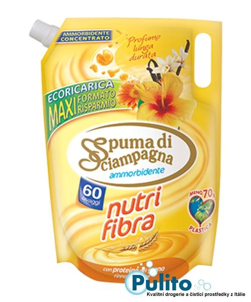 Spuma di Sciampagna Nutrifibra aviváž koncentrát 1,5 l.