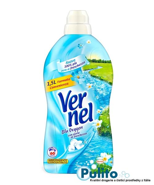Vernel Blu Oxygen Attimi di Freschezza aviváž koncentrát 1,5 l., 60 pracích dávek