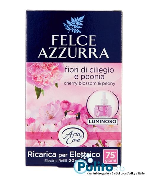 Felce Azzurra Fiori di Ciliegio e Peonia, bytový parfém 20 ml.