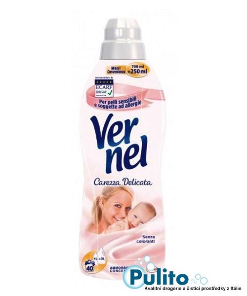 Vernel Carezza Delicata, aviváž koncentrát 1 l.