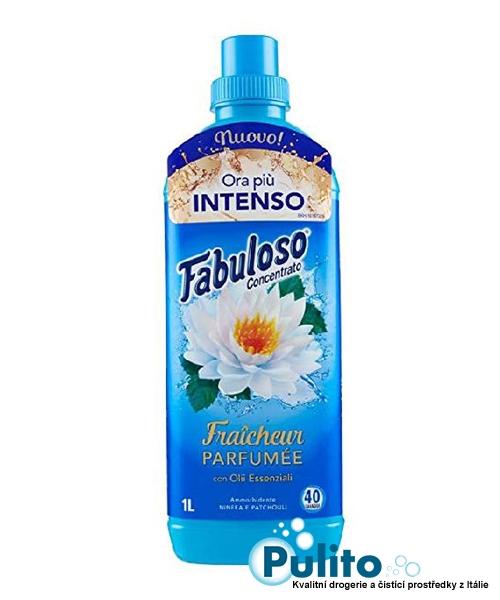 Fabuloso Ammorbidente Fraicheur Parfumée Ninfea e Patchouli, aviváž koncentrát 1 l.