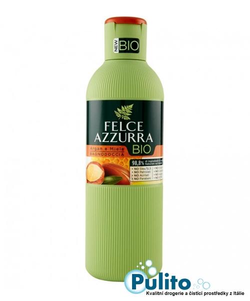 Felce Azzurra BIO Argan e Miele sprchová pěna 500 ml.