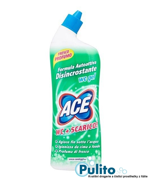 Ace WC Gel WC+Scarico 700 ml.