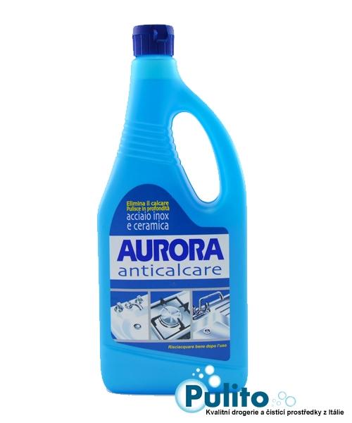 Aurora Anticalcare, 100% účinný přípravek na rez a vodní kámen 780 ml.