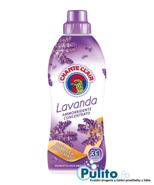Chante Clair Lavanda, aviváž koncentrát 625 ml.