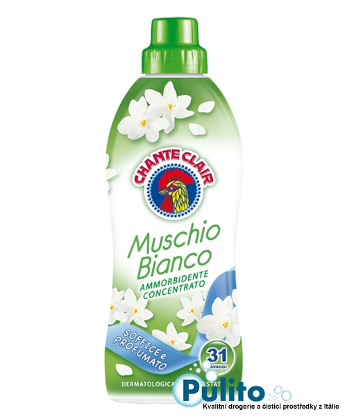 Chante Clair Muschio Bianco, aviváž koncentrát 625 ml.
