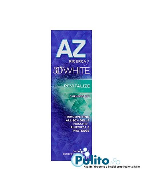 AZ 3D White Revitalize zubní pasta se 3 účinky 75 ml.