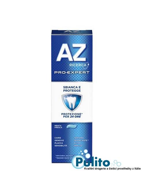 AZ Pro-Expert Sbianca e Protegge, bělící zubní pasta 75 ml.